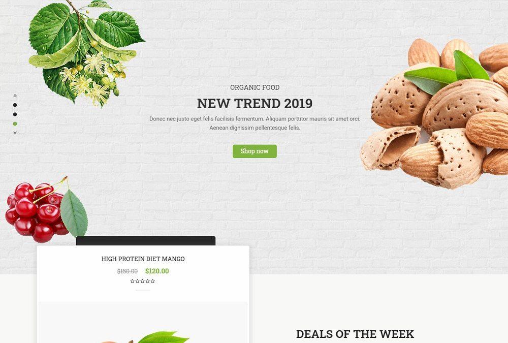 Top 25 WordPress WooCommerce Restaurant Themes
