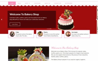 Best 20 WordPress Food Blog Themes Free