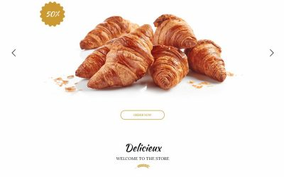 Top 10 Classic Bakery WordPress Theme