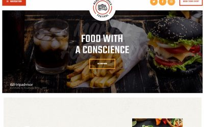15 Topnotch Online Food Ordering WordPress Themes