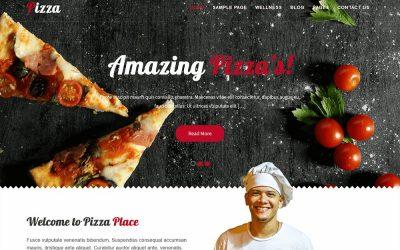 15+ Best WordPress Pizza Theme Free [updated]